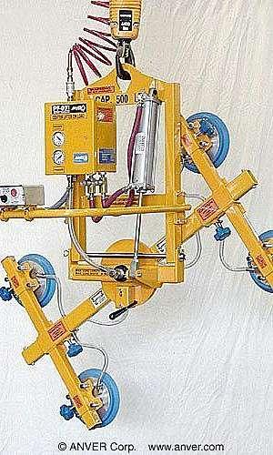 Sistema de elevação pneumático