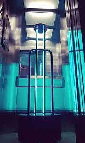 Sistema de higienização uvc de elevador SP