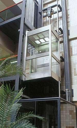 Valor de elevador panorâmico