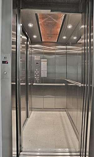 Venda de elevadores