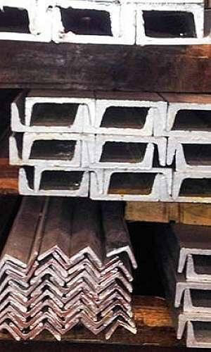 Vigas de ferro para construção civil